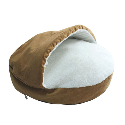 CPS High Quality Square Travel Customized Material Dog Bed