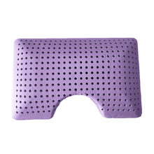 Latest Design Lavender Memory Foam Concave Type Pillow