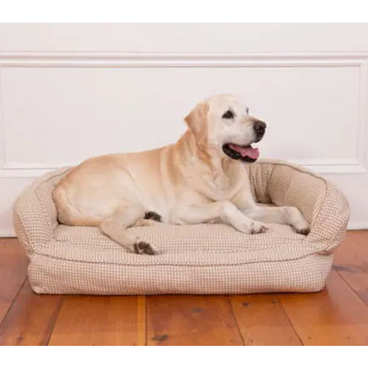 CPS popular designer calming cheap memory foam pet large dog bed