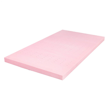Full Size Pink Color Order Online Memory Foam Mattress Pad Topper