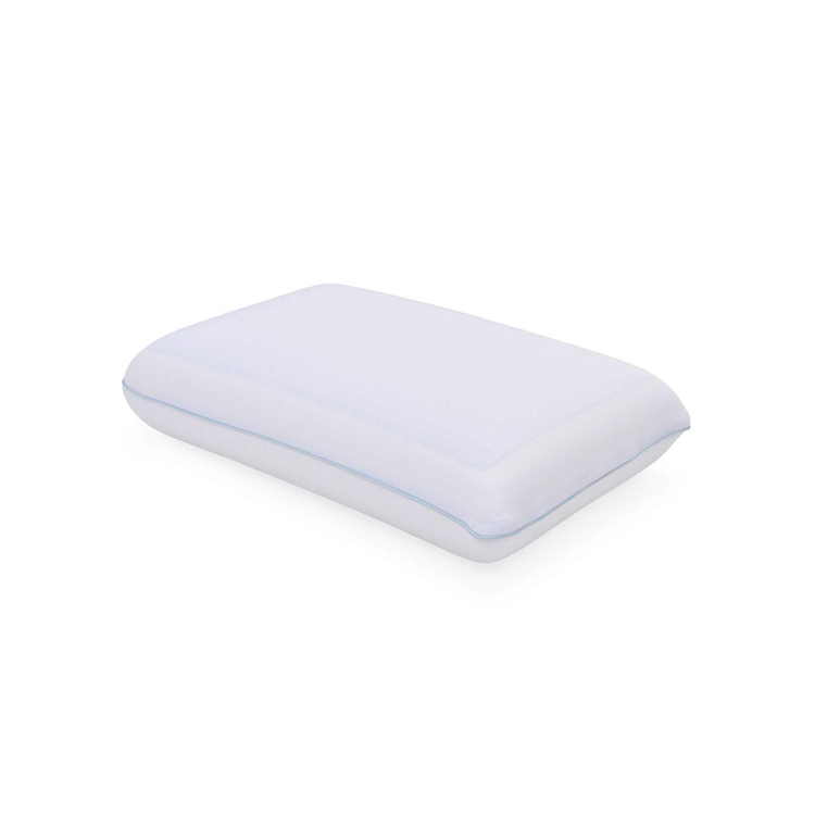 Healthy China Hot Selling Cooling Gel Memory Sleeping Foam Pillow for Neck