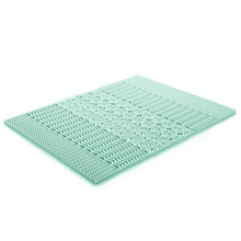 New Design Sleep 7 Zone Home Furniture Green Tea Mattress Topper