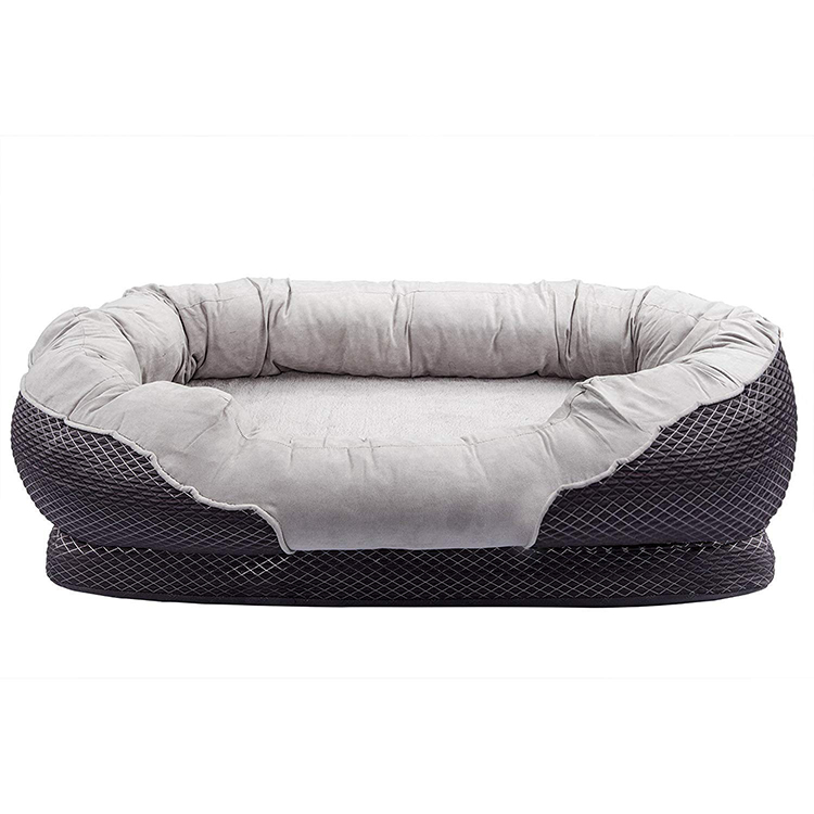 CPS Customized Material Luxury Dog Sofa Bed
