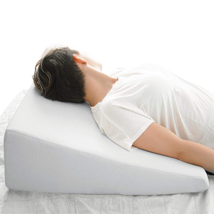 Healthy China Pillow Wedge Memory Foam Bed Pillow Sleeping Pillow