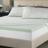 CPS Green Tea Memory Foam Mattress Topper