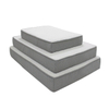 New Arrival Custom Cheap Waterproof Square OEM Memory Foam Mold Dog Bed