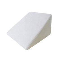 Healthy Cotton Memory Foam Back Wedge Pillow