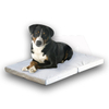 Customized Material New Style Best Seller Pet Accessories Foldable Memory Foam Dog Bed
