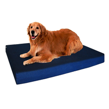 China Wholesale Washable Waterproof Memory Foam Dog Bed Orthopedic